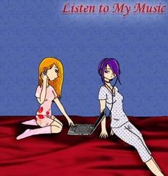 Listen to My Music by Reitanna-Seishin