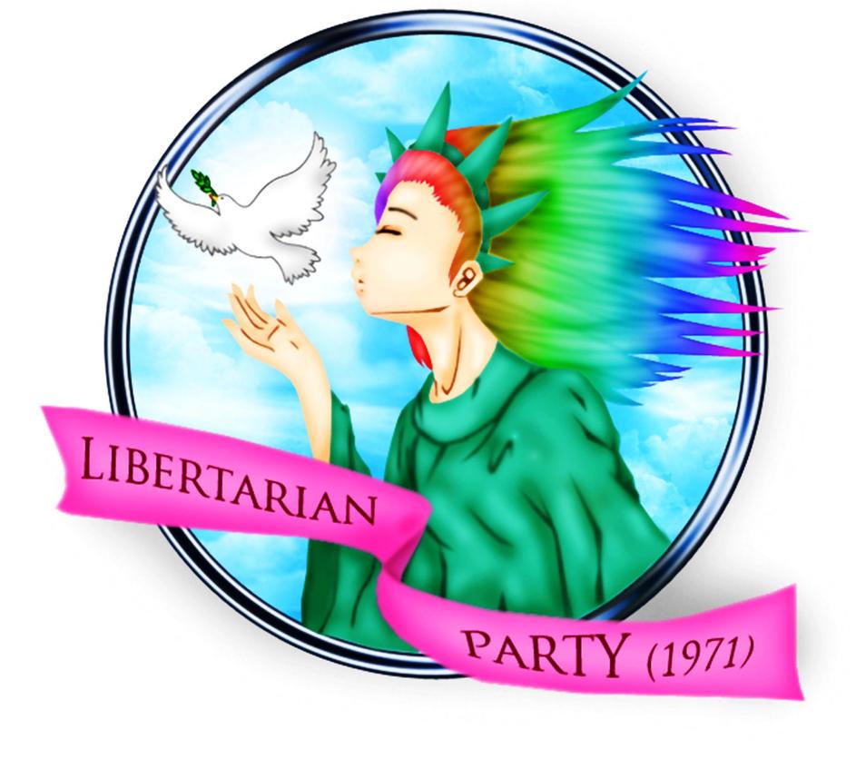 Libertarian Party Logo by Reitanna-Seishin