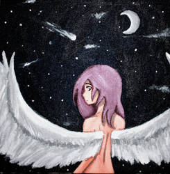 Night Angel by Reitanna-Seishin