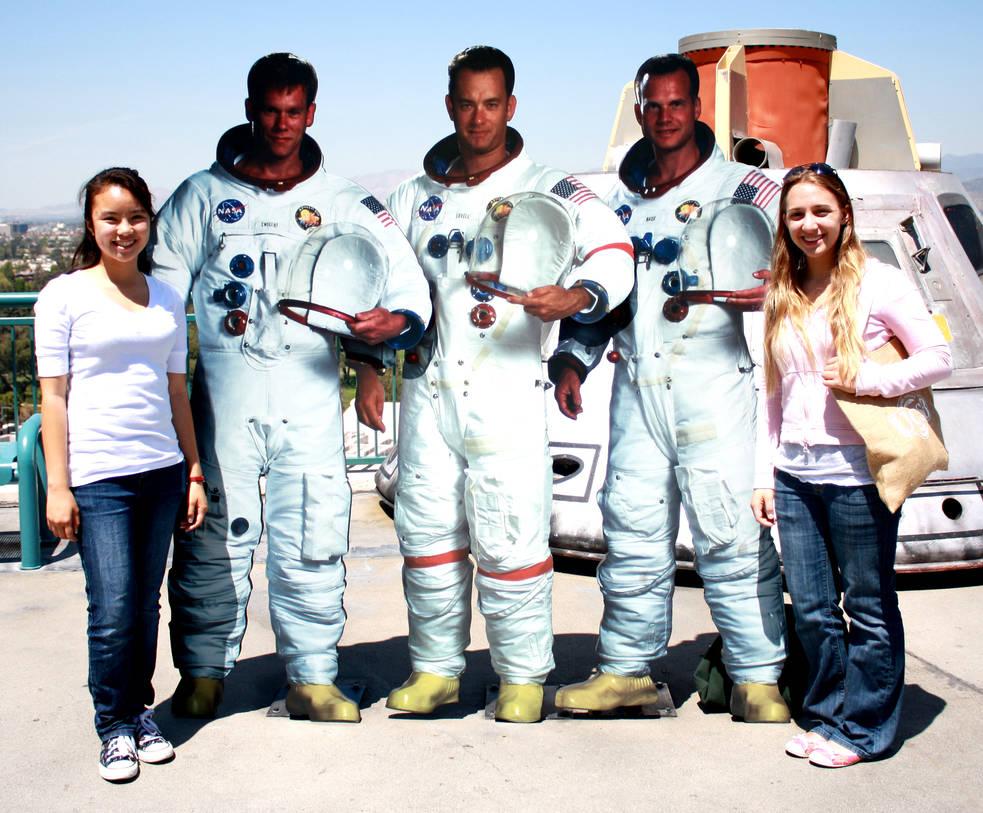 Apollo 13 Crew XD by Reitanna-Seishin on DeviantArt