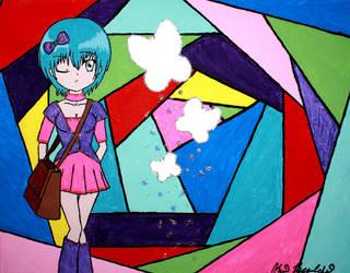 Butterflies and Glitter by Reitanna-Seishin