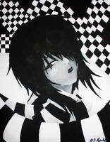 Gothic Beauty by Reitanna-Seishin