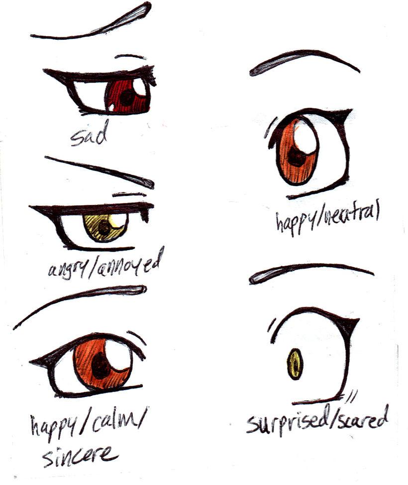 Anime Eyes Design By Reitanna-Seishin On DeviantArt