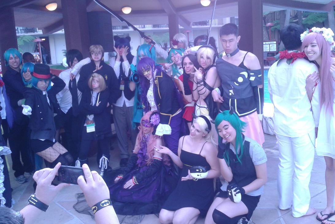 Silly Vocaloids by Reitanna-Seishin