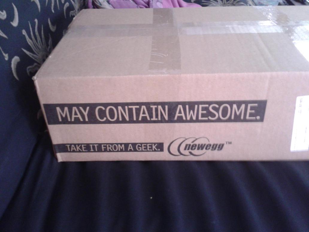best package ever by Reitanna-Seishin