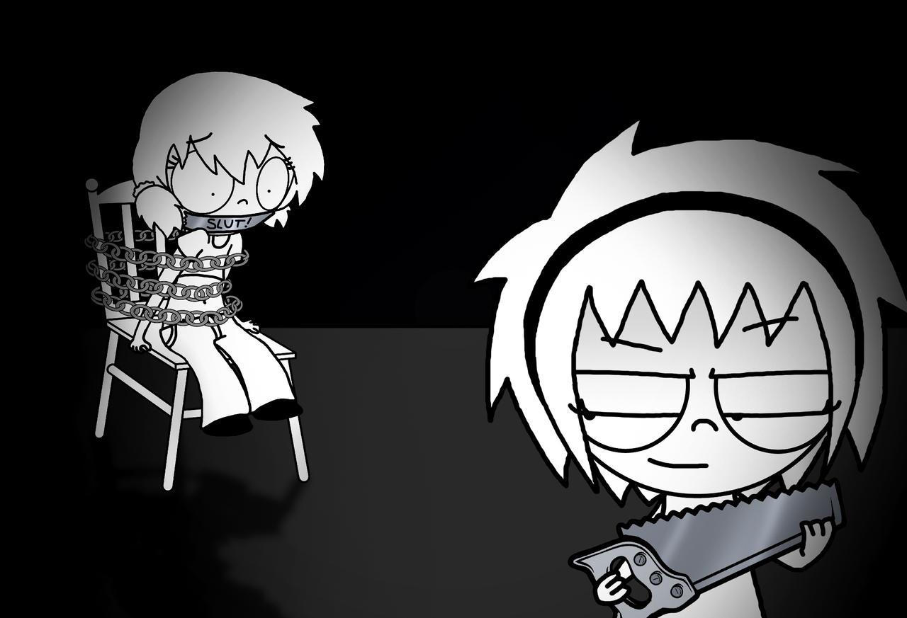 Revenge by Reitanna-Seishin