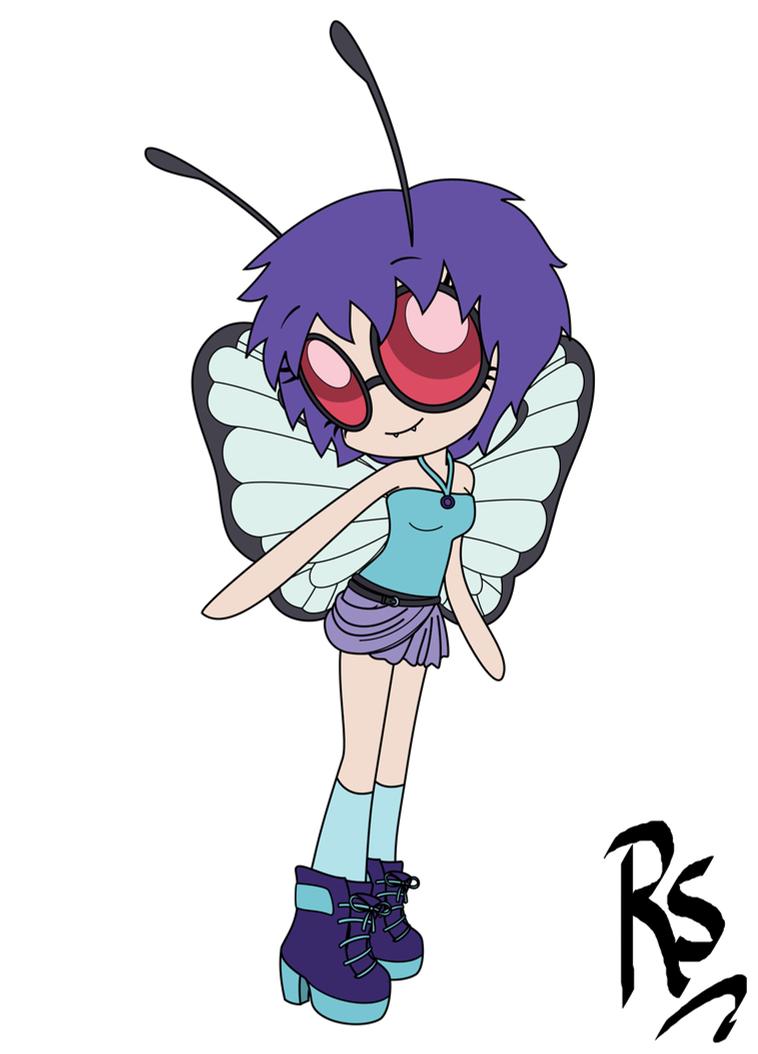 Butterfree by Reitanna-Seishin