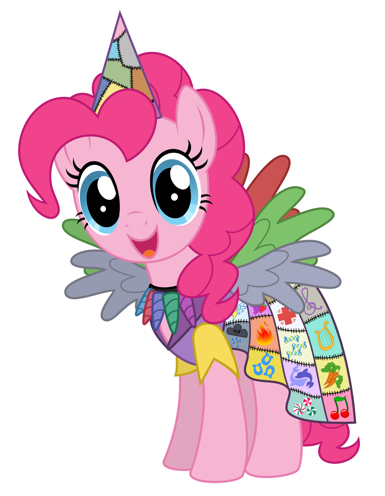 Let's Party, Pinkie Pie! by Reitanna-Seishin