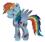 Friends Forever with Rainbow Dash