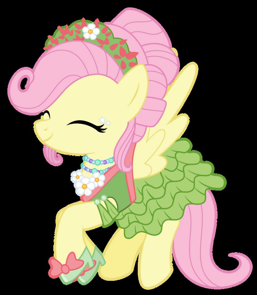 Let S Play Dress Up: Let's Play Dress Up, Fluttershy! By Reitanna-Seishin On