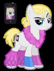 Tyler Breeze Pony