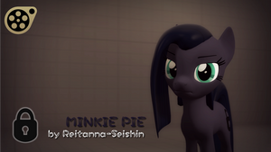 Minkie Pie SFM Model