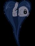Minkie Pie Heart Pony