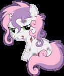 Injured Sweetie Belle