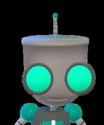 PWF GIR (Robot) by Reitanna-Seishin