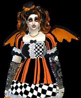 Halloween Sim by Reitanna-Seishin