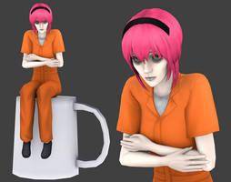 Sei Model by Reitanna-Seishin