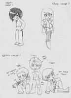 XG! Character Concepts 2 by Reitanna-Seishin
