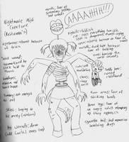 Reitanna's Nightmare Mist Specter by Reitanna-Seishin