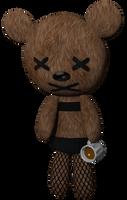 Bad Memories Bear by Reitanna-Seishin