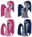 Pinkie and Minkie Color Swap