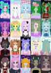 Encephalon Creature Concepts by Reitanna-Seishin