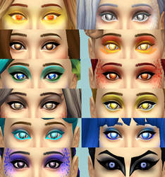 TS4 Space Contacts Download by Reitanna-Seishin