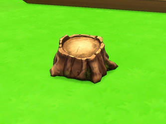 TS4 Plain Ol' Stump Download by Reitanna-Seishin
