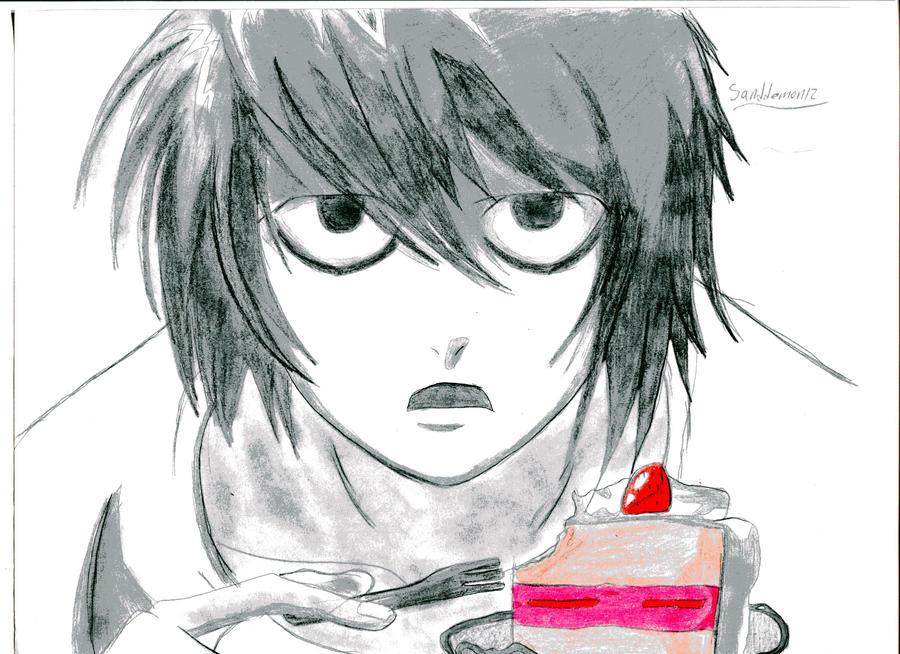 Cake by sanddemon12