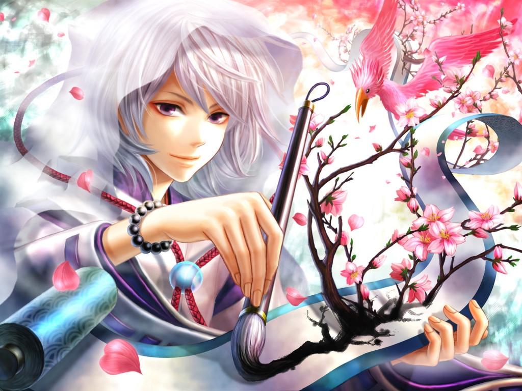 1572 Anime Free Ipad Hd Wallpaper 1024x1024 By Ravin99 On