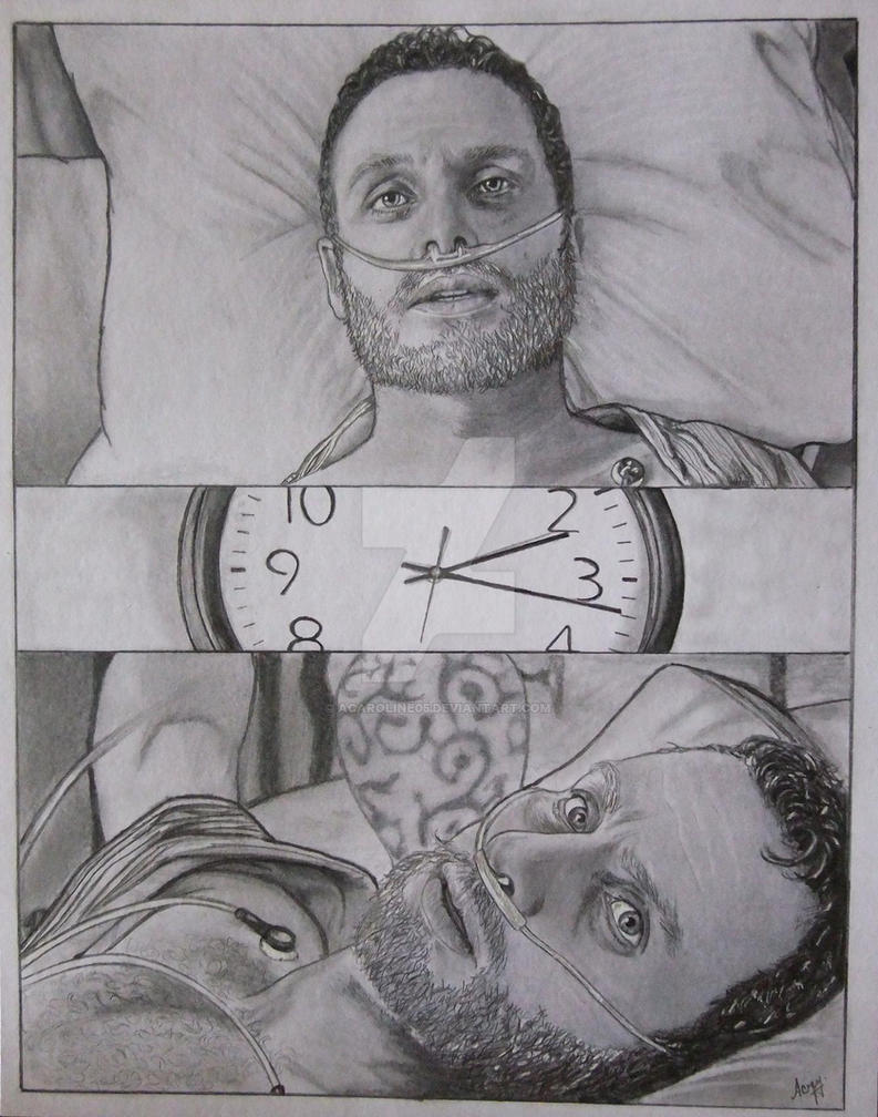 Bye Bye Rick >> The walking Dead - Rick Grimes* by Acaroline05 on DeviantArt