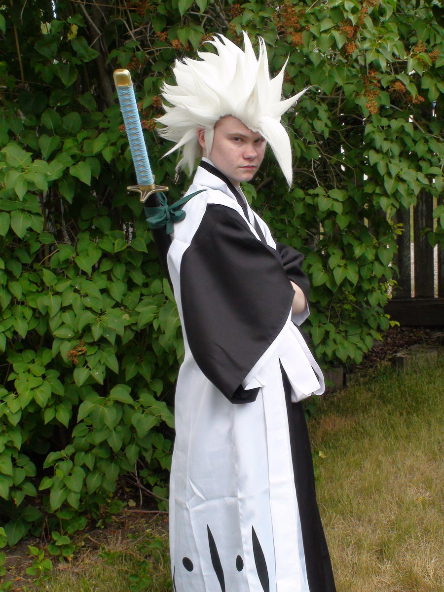 Bleach cosplay toshiro