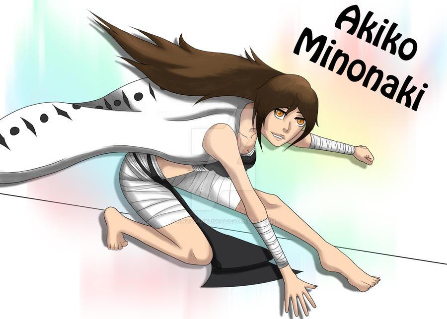 Akiko Minonaki by KirasDarkLight