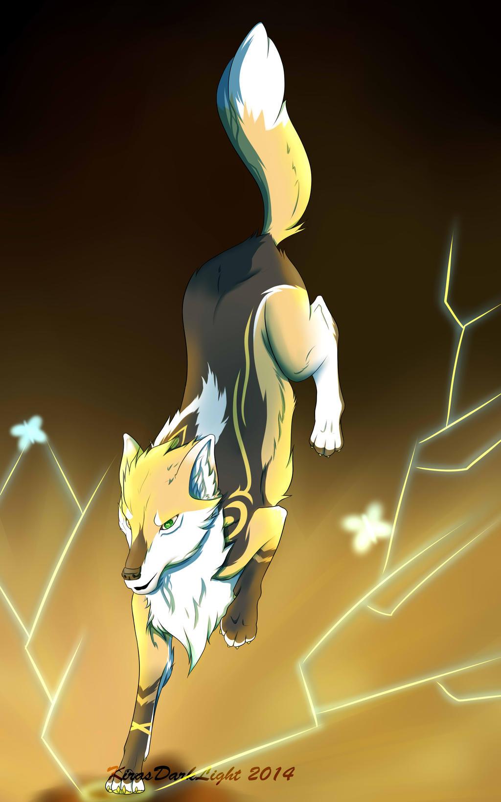 Lightning Flight by KirasDarkLight