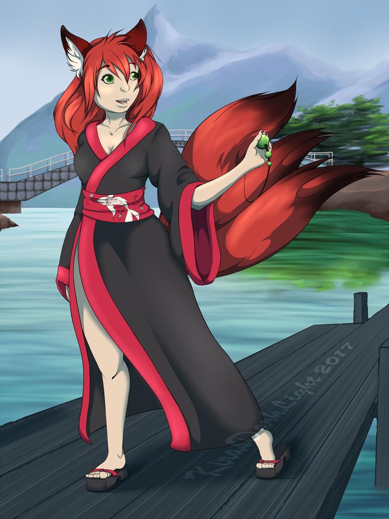 Natsumi by KirasDarkLight