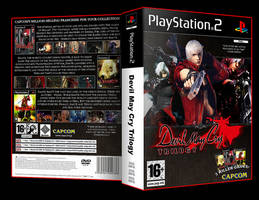 Devil May Cry Trilogy by Megatron-1
