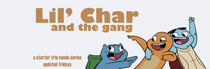 Lil' Char and the gang