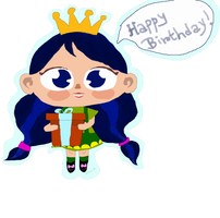 Happy Birrthday Wish (Feel Free to Use) by Tasty-muffin