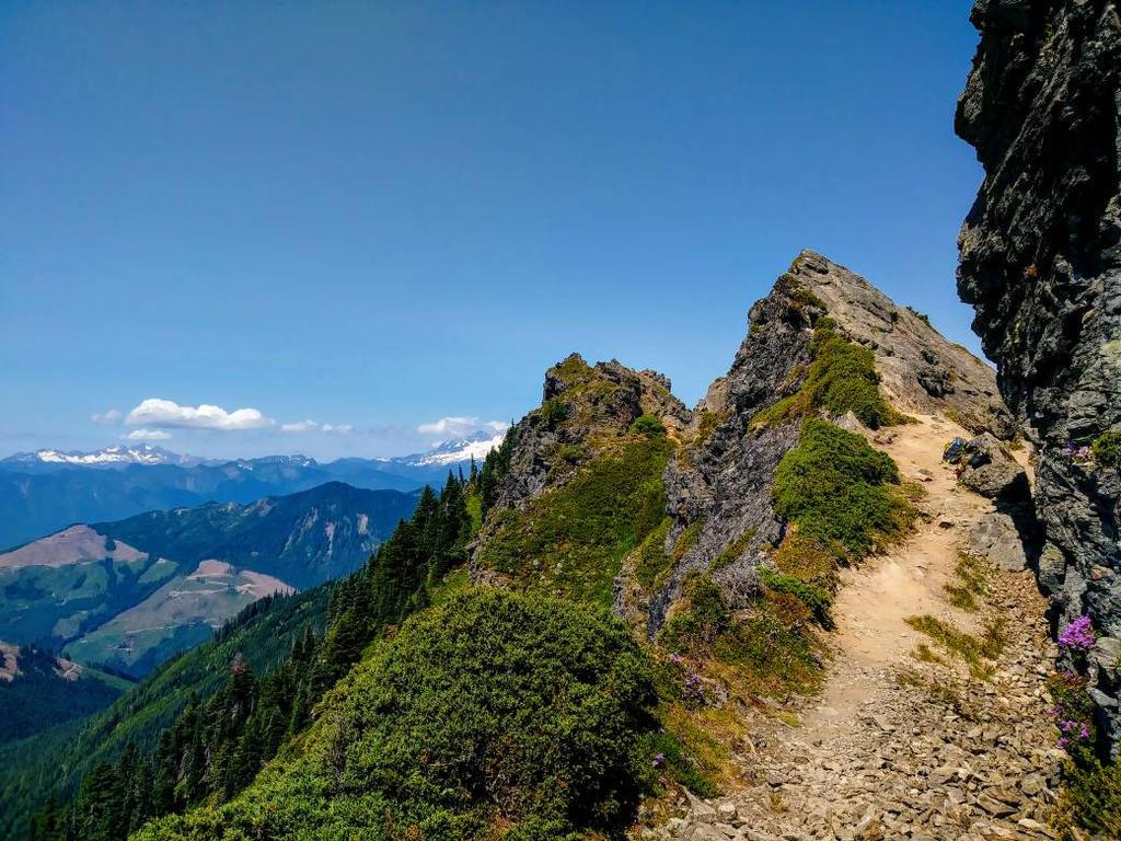 3 Peaks by CelticTyger