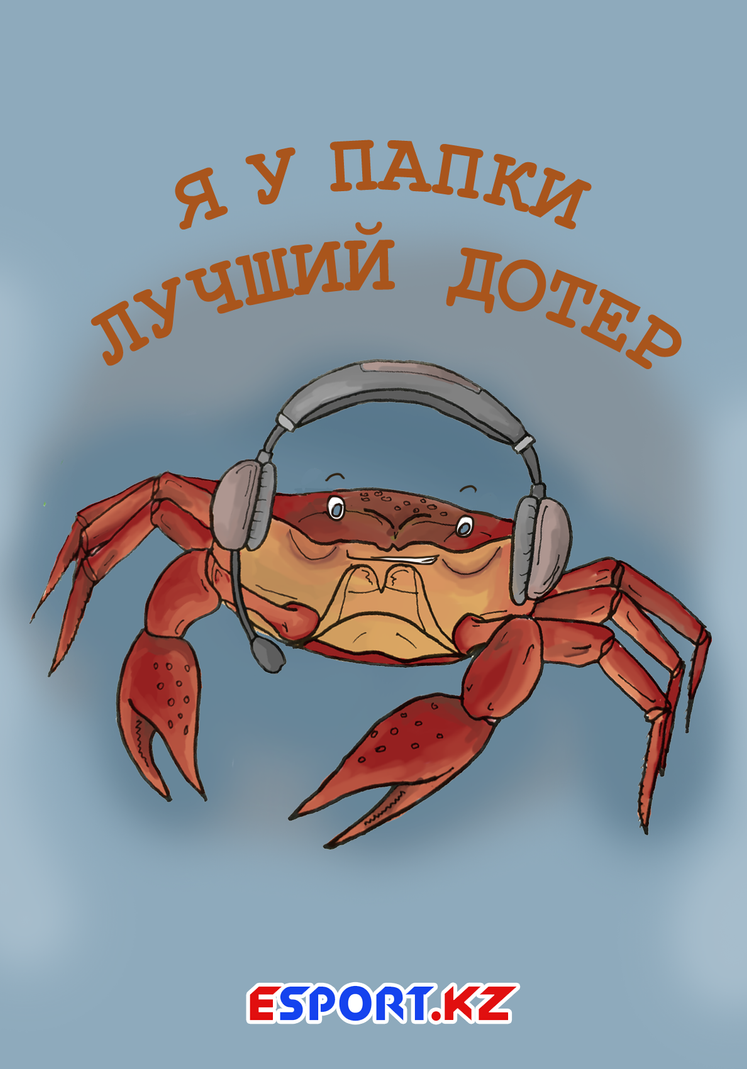 Crab by saysoifyouwantto
