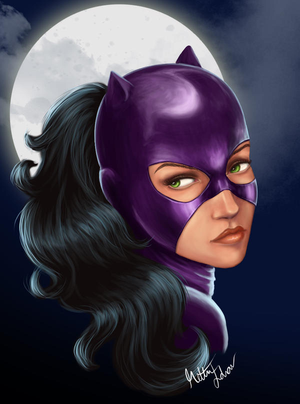 Catwoman -moon