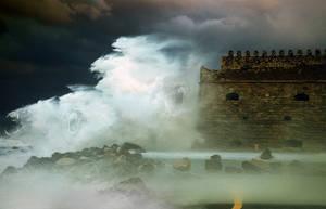 The ghosts of fortress Koule by ni-ki-tas