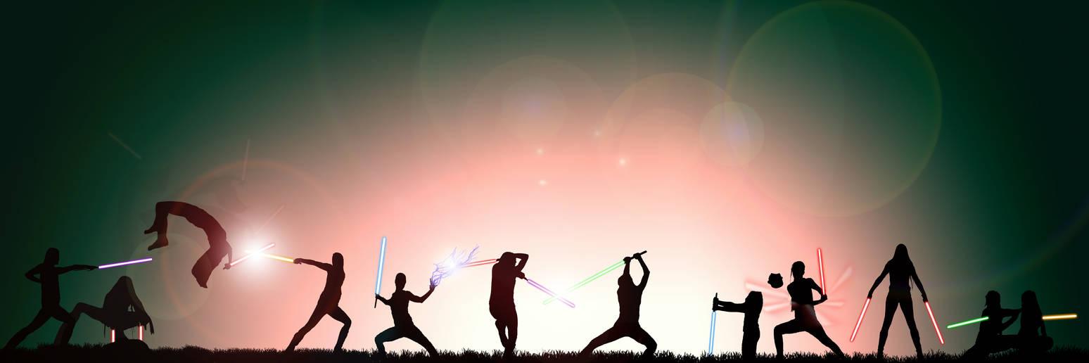 Star Wars by TheDeviantIndigo