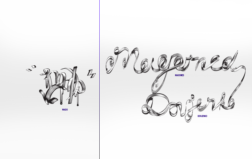 TYPOGRAPHY by endemo