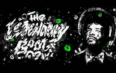 QUESTLOVE - THE ROOTS WALLPAPE