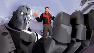 [SFM] The Iron Giant