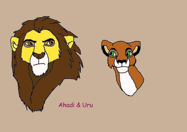 AhadiUru by Ahadi-x-Uru-Club