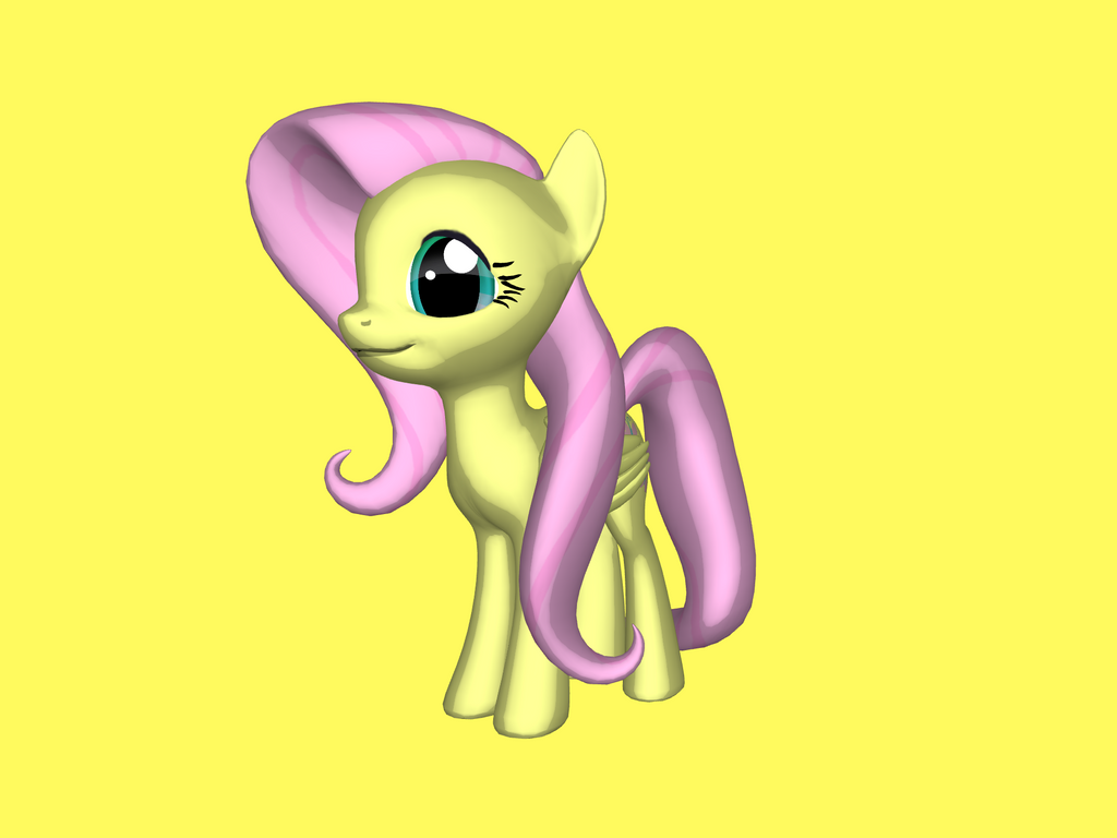 Mlp: Fluttershy by november123456789066