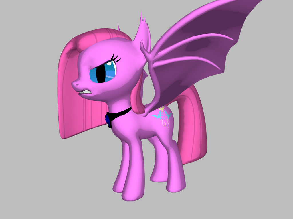 Mlp Pinkie Bat by november123456789066