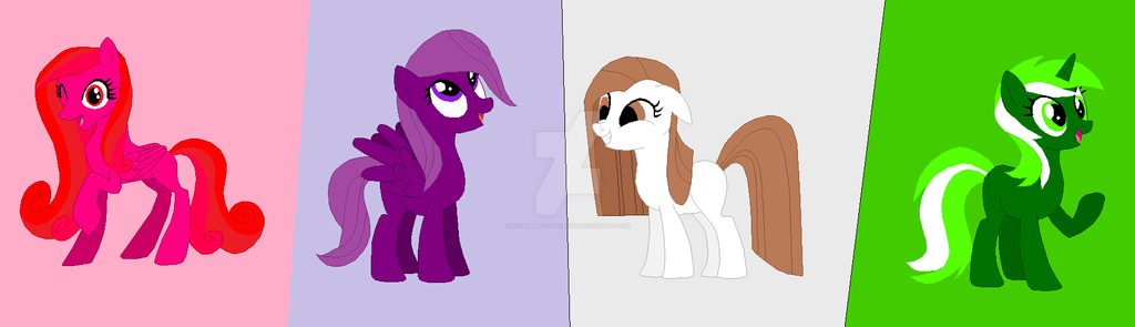 mlp Adopts 4 by november123456789066